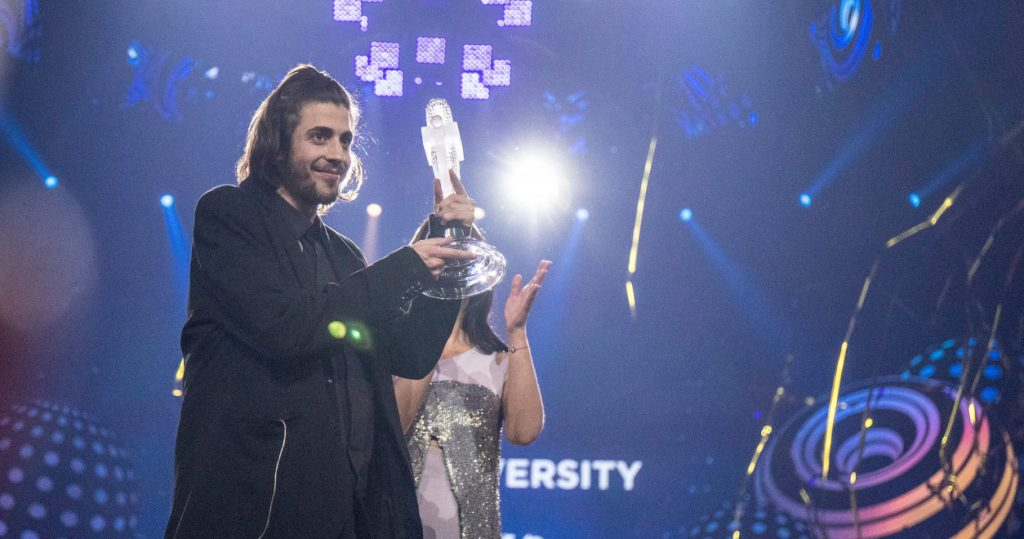 Salvador Sobral Win
