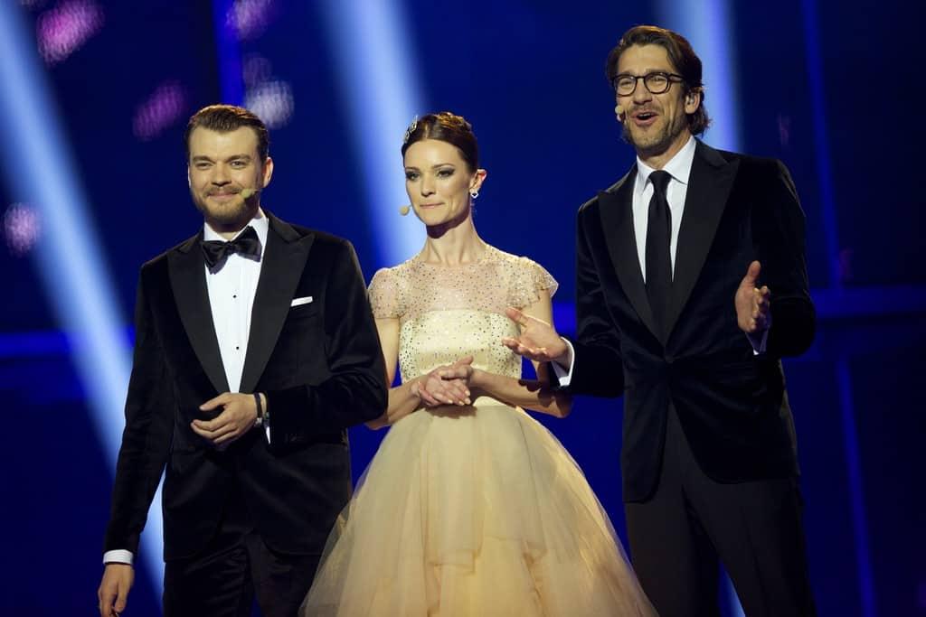 eurovision 2014 hosts